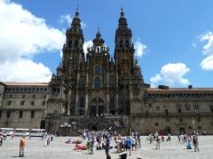 Camariñas tot Santiago de Compostella