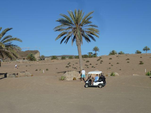 hahaha, Pieter speelt echt vanuit de woestijn