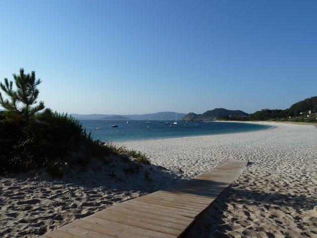 Een van de mooiste stranden van de wereld, wij zijn het daarmee eens.