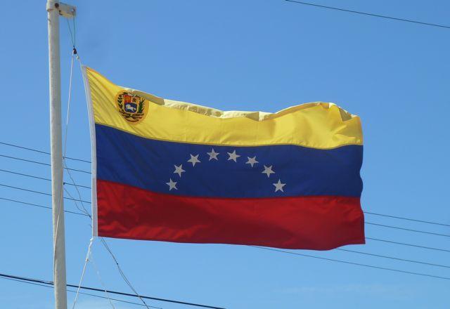 Op naar Venezuela, spannend, maar we zijn nieuwsgierig.