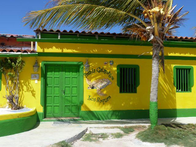 Sfeervolle posada's, Los Roques is het vakantieoord voor Venezolanen