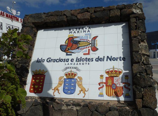 Welkom op Isla Graciosa.