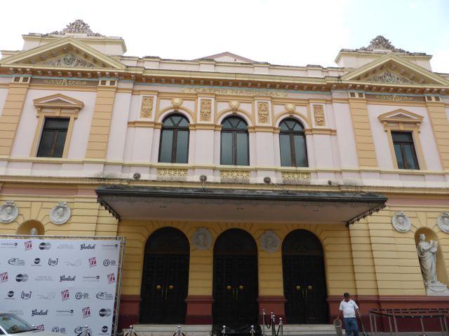 Het theater van panama