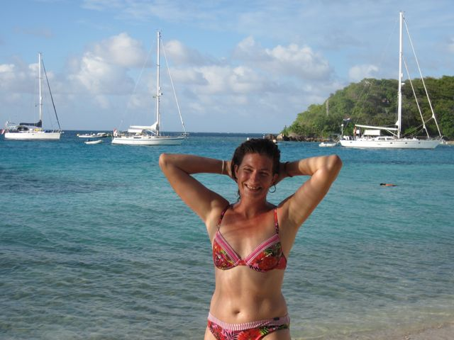 Tropisch eiland vraagt om tropisch gedrag