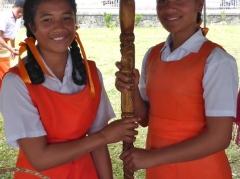 Tonga laatste serie