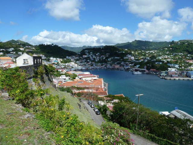 En nog een ander plaatje van de stad vanaf hoogte